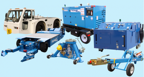 Ground support equipment (GSE)